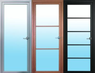 Межкомнатные распашные двери Серии 90.
