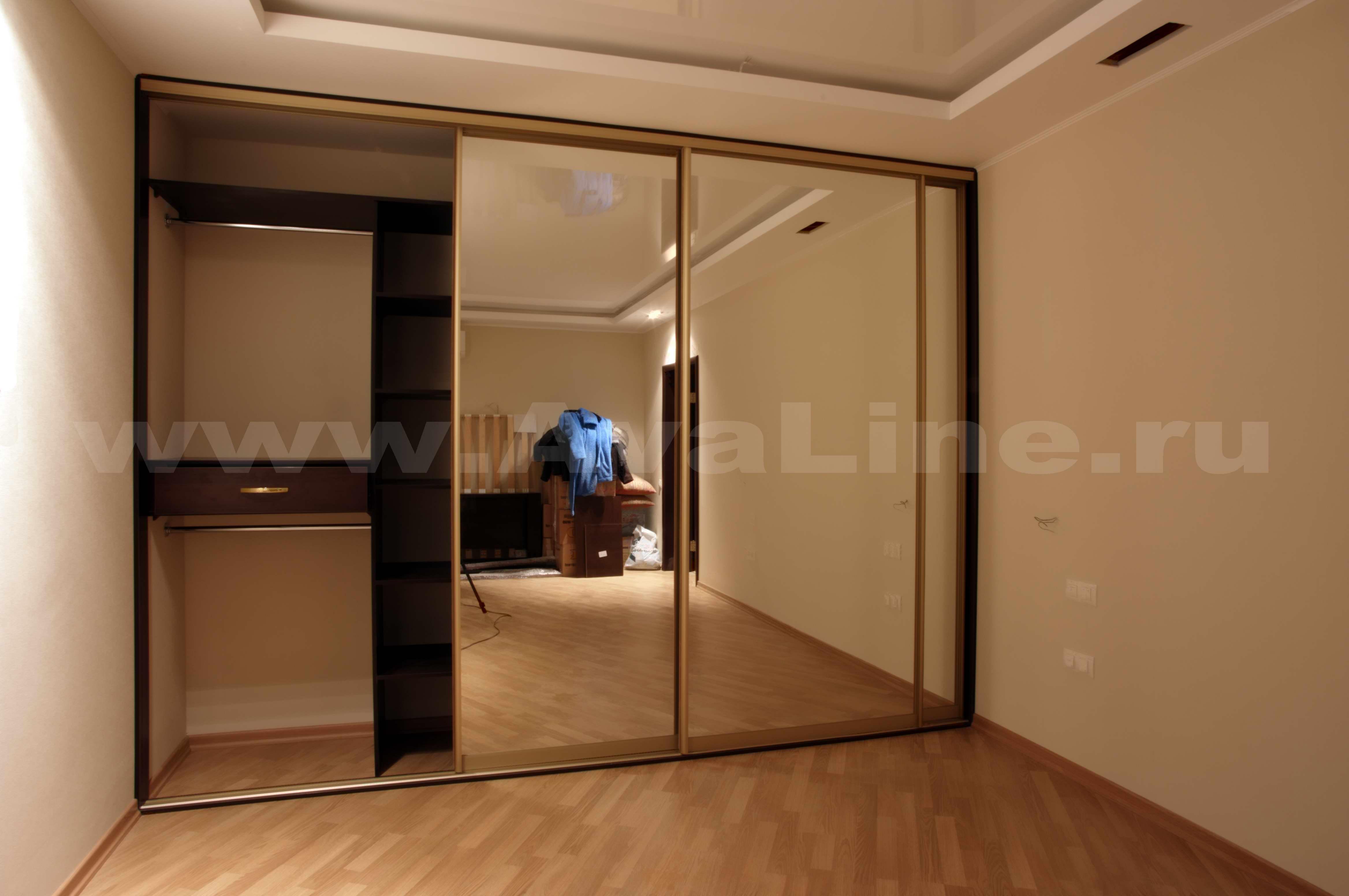 Двери купе в комнату фото